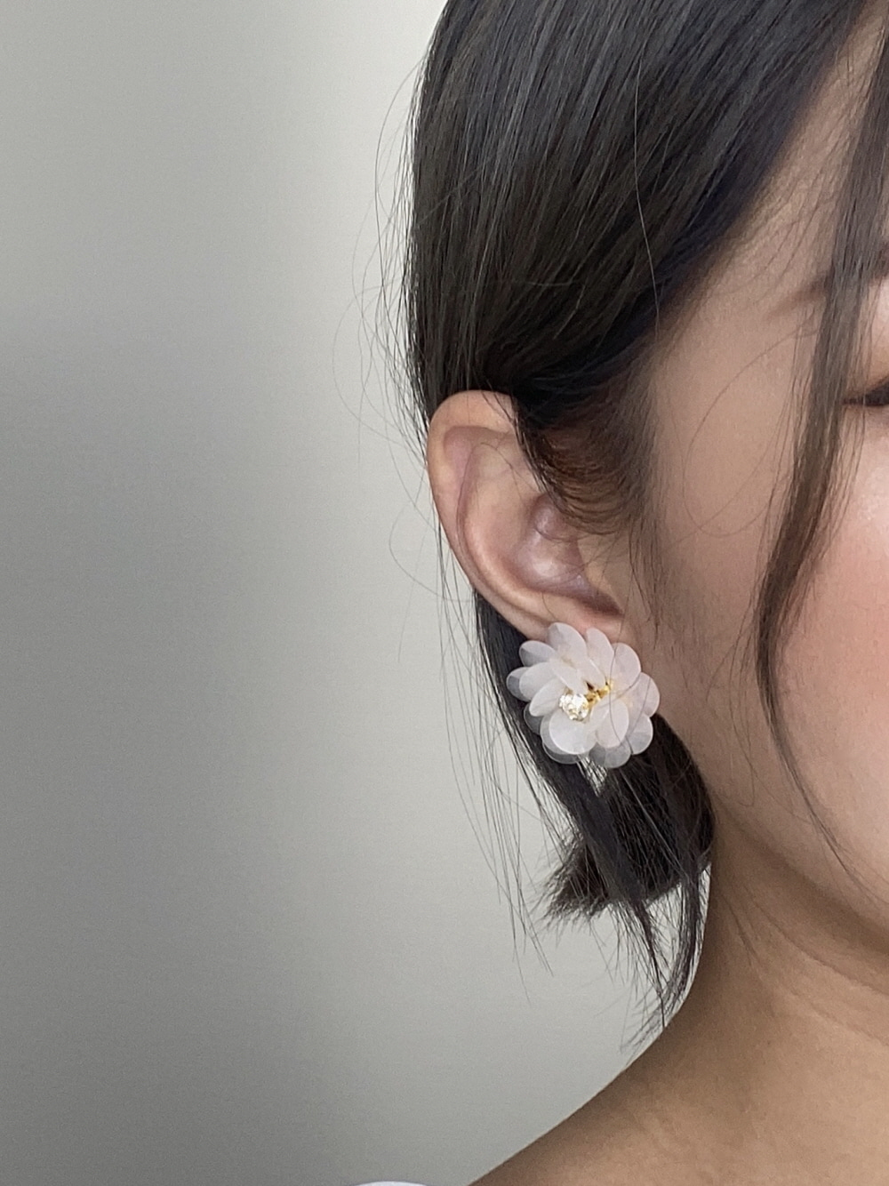 SYRUP BLOSSOM EARRING